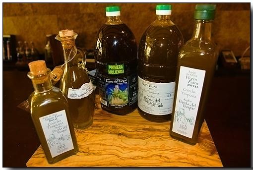 Aceite de Oliva Virgen Extra de la Primera Molienda